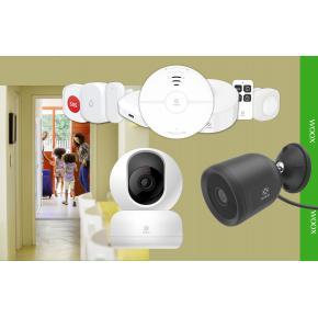 Image for product 'WOOX R7700 Smart Home Beveiligingspakket Compleet'