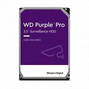 """Image for product 'Western Digital WD8001PURP Purple PRO Surveillance HDD, 8 TB, 3.5"""", SATA3, 256 MB'"""