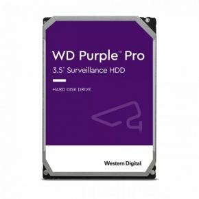 """Image for product 'Western Digital WD101PURP Purple PRO Surveillance HDD, 10 TB, 3.5"""", SATA3, 256MB'"""