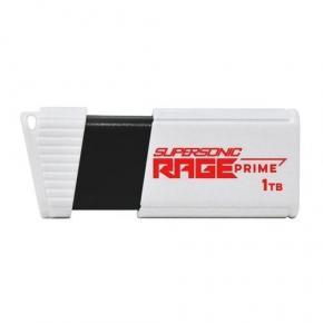 Image for product 'Patriot PEF1TBRPMW32U SUPERSONIC RAGE PRIME, 1 TB, USB 3.2 Gen 2, upto 600 MB/s, Retractable'