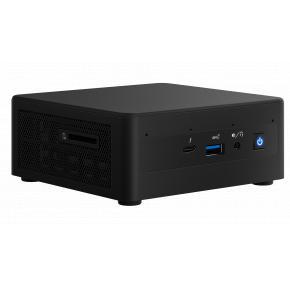 Image for product 'Intel RNUC11PAHI50000 NUC 11 Performance Mini PC Barebone, Core™ i5-1135G, Iris Xe, M.2, Wi-Fi 6'