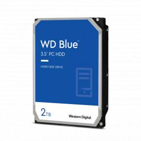 """Image for product 'Western Digital WD20EZBXWD Blue HDD, 2 TB, 3.5"""", SATA3, 6 Gbps, 7200 RPM, 256 MB'"""