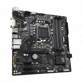 Image for product 'Gigabyte B560M DS3H V2, Intel, LGA1200, 4x DDIMM, DDR4, 2933 Mhz, M.2, USB3.2 Gen 1/ Type-C'