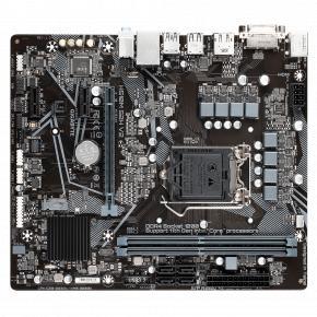 Image for product 'Gigabyte H510M S2H V2 H510M S2H V2, mATX, Intel, LGA1200, 2x DIMM, DDR4, 3200 Mhz, M.2, USB3.2 Gen 1'