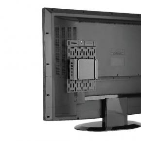 Image for product 'Neomounts by Newstar NS-MPM100 Mediaplayer Mount (for mounting on wall, VESA or TV bracket)'
