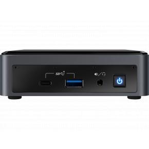 Image for product 'Intel BXNUC10I7FNKN1 NUC10i7FNKN Mini PC barebone, UCFF, Intel® Core™ i7, 6-Core HTT, DDR4, Wi-Fi'