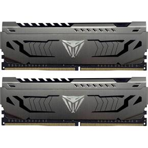 Image for product 'Patriot PVS416G360C8K Viper Steel Dual-Channel Kit, 16GB, DIMM DDR4, 3600 MHz, CL18, 1.35v'