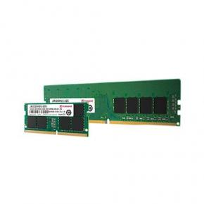 Image for product 'Transcend TS3200HLB-8G DIMM, 8GB, DDR4 3200 Mhz, U-DIMM, 1Rx8, 1Gx8, CL22, 1.2V'