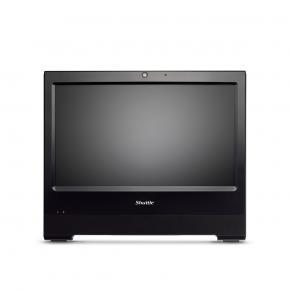 Image for product 'Shuttle PAB-X50V7U322 X50V7U3L All-In-One Barebone, 15.6 Touchscreen, Intel Core i3-8145U, fanless,'