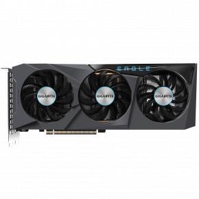 Image for product 'Gigabyte GV-R66XTEAGLE-8GD Radeon RX 6600 XT EAGLE 8G, 8 GB, GDDR6, 128 bit, 7680 x 4320 p, 500W'