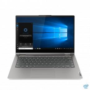 "Image for product 'Lenovo 20WE001PMH ThinkBook 14s Yoga, 11th gen Intel® i5, 35.6 cm (14"") 1080p, 8 GB, 256 GB, W10p'"