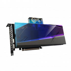 Image for product 'Gigabyte GV-R69XTAORUSX WB-16GD Rev 1.0, Radeon RX 6900 XT, 16 GB, GDDR6, 256-bit, PCIe 4.0'