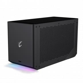 Image for product 'Gigabyte GV-N3090IXEB-24GD Rev 1.0 AORUS GeForce RTX 3090 GAMING BOX, Thunderbolt, 24 GB, GDDR6X'