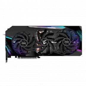 Image for product 'Gigabyte GV-N3090AORUS M-24GD Rev 2.0 AORUS GeForce RTX 3090 MASTER 24G, 24 GB, GDDR6X, 384 bit'