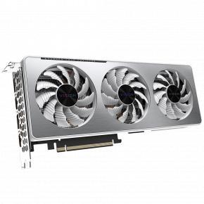 Image for product 'Gigabyte GV-N306TVISION OC-8GD Rev 2.0, GeForce RTX 3060 Ti VISION OC 8G, GDDR6, 256 bit, PCIe 4.0'