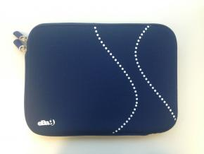 Image for product 'Ecat 10,2 inch Dot sleeve Blue'