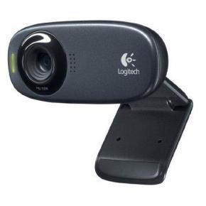 Image for product 'Logitech C310 HD webcam [USB, 5MP, 1280 x 720, 30 FPS, Microphone, Black]'