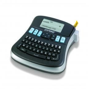 Image for product 'Dymo S0784430 LabelMANAGER 210D QWERTY [Direct thermal, 180 x 180 DPI, Black,Silver, LCD]'
