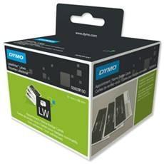 Image for product 'Dymo Afspraak-/naambadgekaartjes (niet-zelfklevend) 51x89mm'