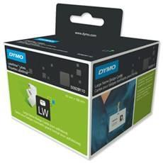 Image for product 'Dymo Grote naambadgekaartjes (niet-zelfklevend) 62x106mm'