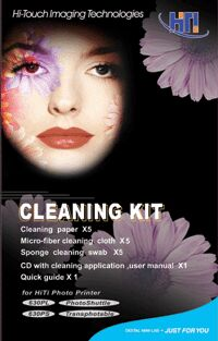 Image for product 'HI-TI Cleaning Kit for 630/640 Series'
