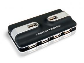 Image for product 'Conceptronic C7USB2 7 Ports USB 2.0 Hub'