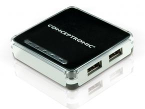 Image for product 'Conceptronic C4USB2 4 port USB2.0 Hub'