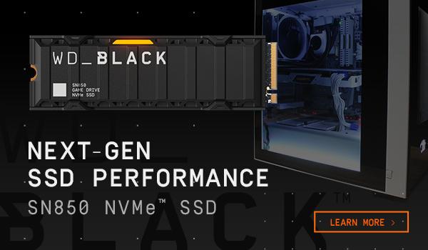 WD Black SSD (M.2 NVME)