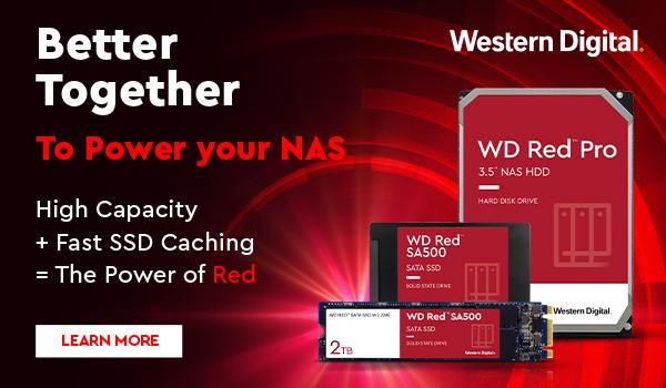 WD Red NAS Storage