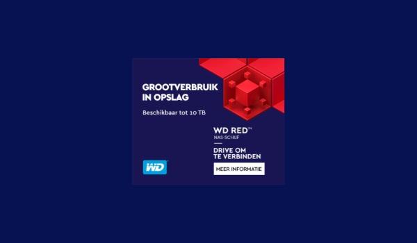 WD RED Storage