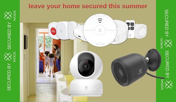 Woox Smart Home banner