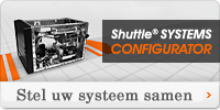 Shuttle systeem configurator